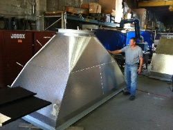 metal fabrication and installation