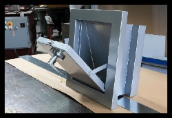 sheet metal ductwork fabrication